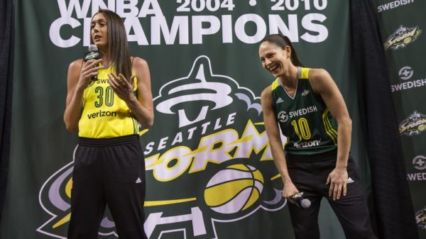 Are Seattle Set To Storm The WNBA Again?