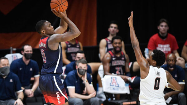 Arizona Freshman Bennedict Mathurin Living Up To Ncaa Hype