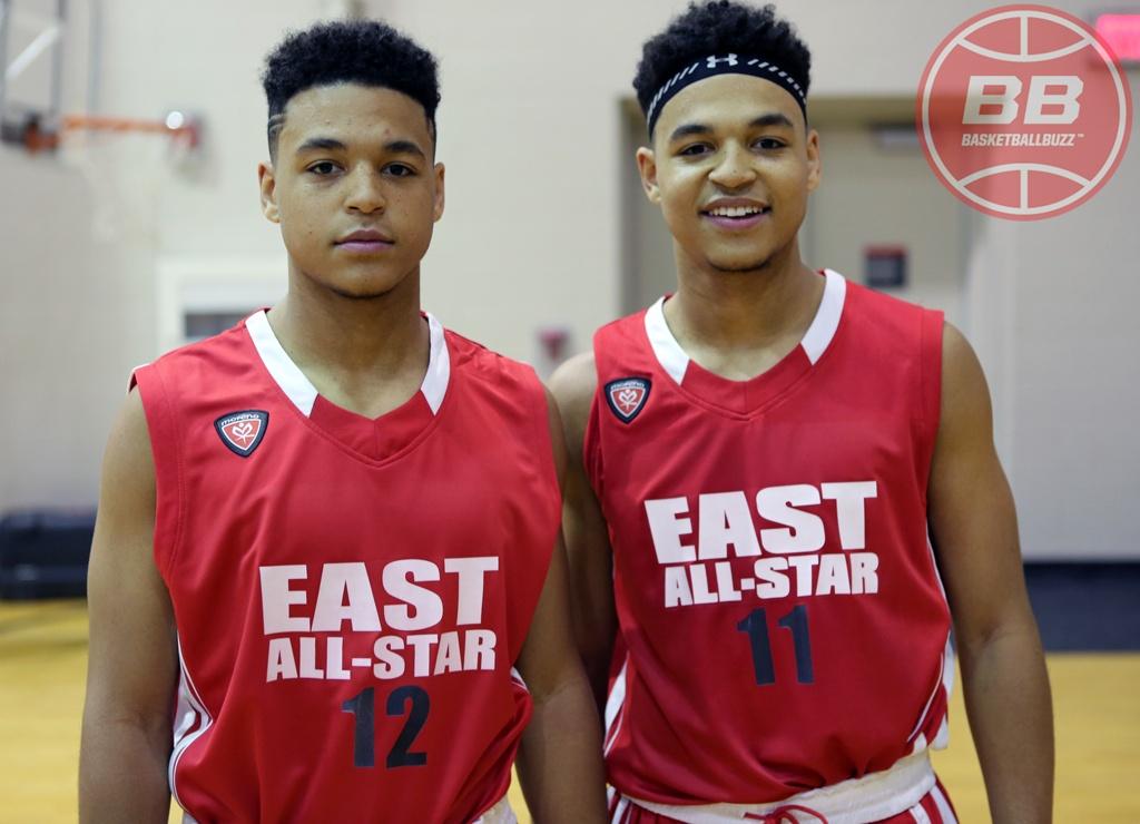 Shandon and Quintin Ashitei 2016 Ottawa Basketball All-Star Game