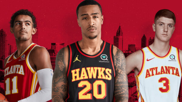 Atlanta Hawks Unveil True To Atlanta Jerseys