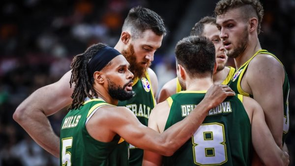 Australia Too Much For Canada In 2019 Fiba World Cup