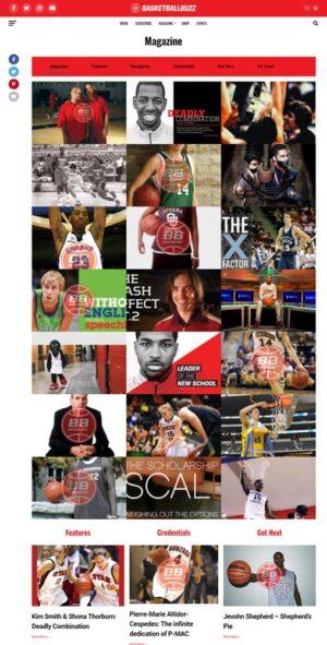 basketballbuzz magazine subscriptions all access digital magazine