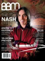 BBM – Ballerz Basketball Magazine - Steve Nash - Issue #3