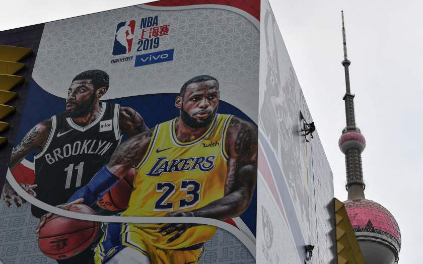 Big Trouble For Lakers Against Nets In China