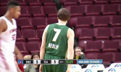 Brady Heslip drops career-high 45 points, drains 13 three-pointers