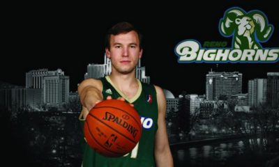 Brady Heslip Pours In 38 Points Continues NBA D League Onslaught