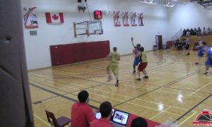 Brady Heslip returns home drops 50 points buries 13 three-pointers