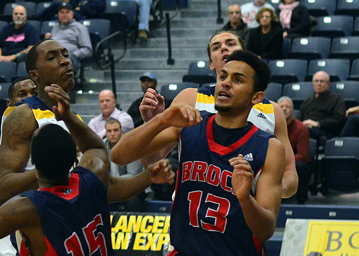 Brock Badgers welcome NCAA D1 Illinois-Chicago Flames