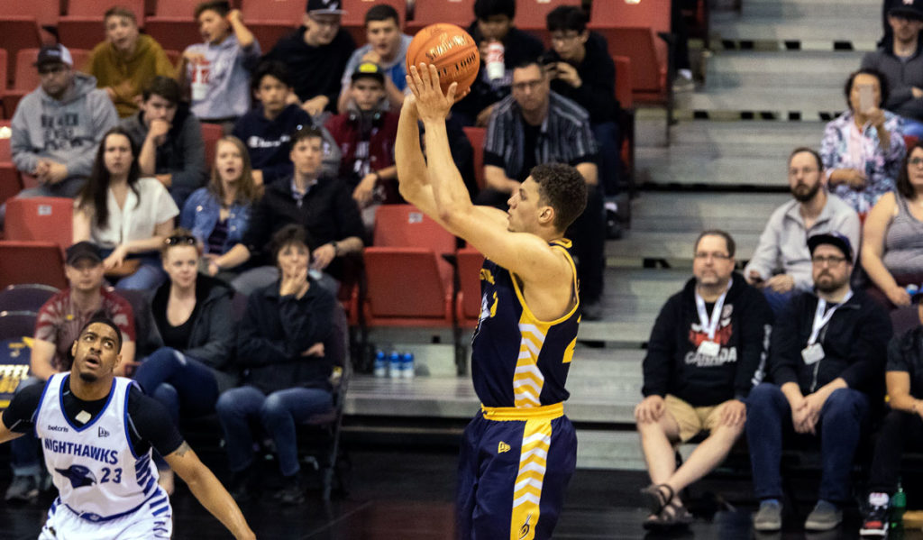 Brody Clarke 2019 Cebl Usports Player Of The Year