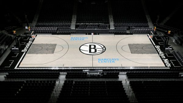Brooklyn'S Finest First Greyscale Nba Court Is Creative Genius