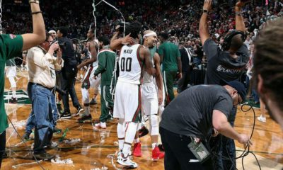 Bulls 'Fear The Deer' As Milwaukee Bucks Chicago