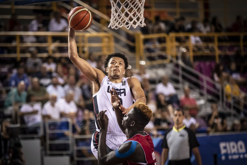 Cade Cunningham Usa Ends Malis Historic Run Win Record 7th Fiba U19 World Cup Gold Medal