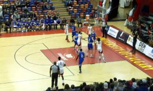Calgary Dinos Thomas Cooper Senior Highlights
