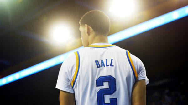 Can Magic Turn A Number Two Lottery Ball Into A Number 2 Lonzo Ball?
