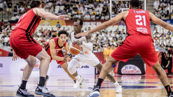 Canada 21st At 2019 Fiba World Cup Reach Olympic Qualifier With 82 76 Loss To Germany