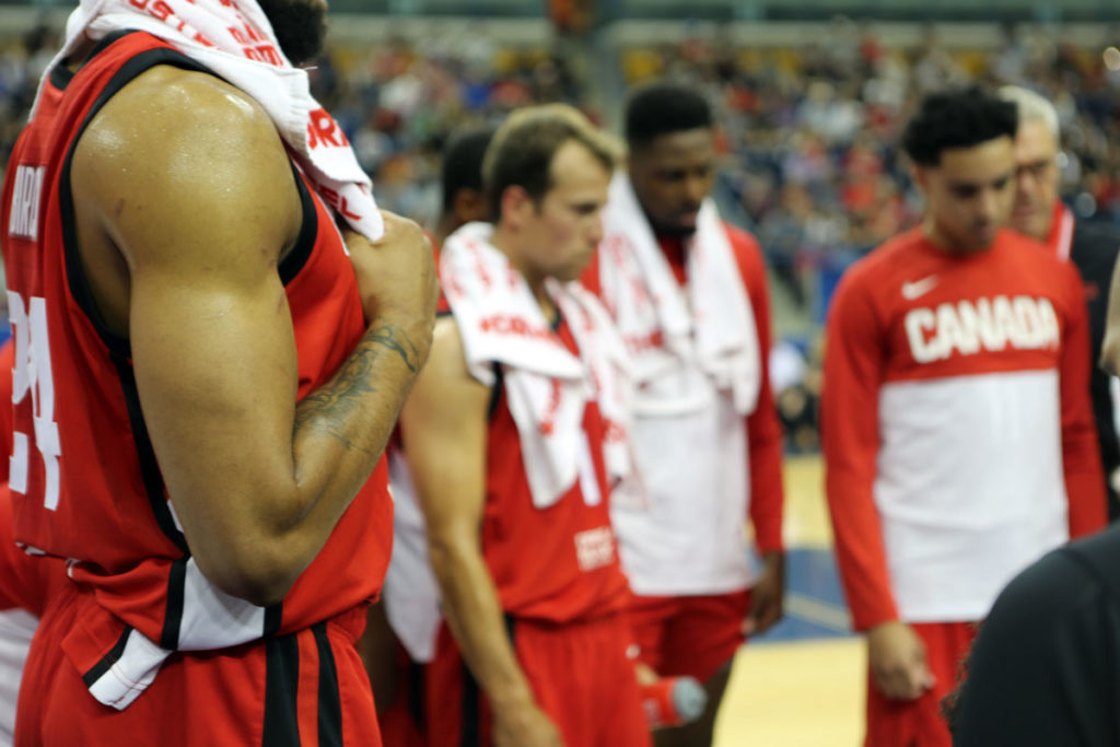Canada Announces Final 12 Man Roster For 2019 Fiba World Cup