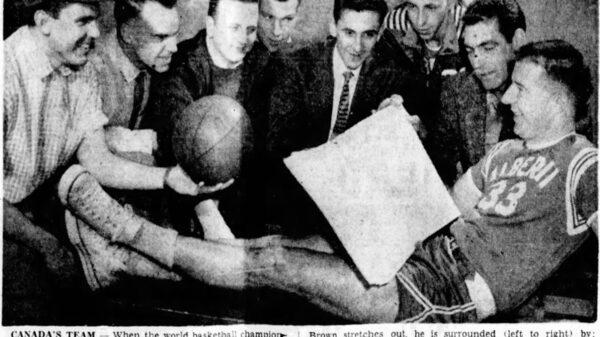 Canada at 1959 FIBA World Championships