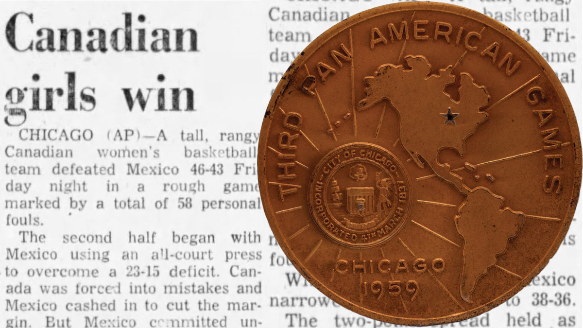 Canada At The 1959 Pan American Games