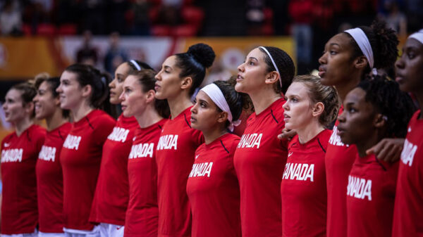 Canada Basketball Draws Tough Group A For 2020 Womens Olympic Basketball Tournament
