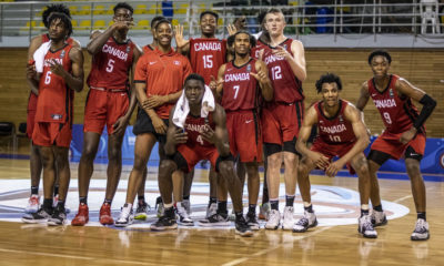Canada Beats Senegal Advances To Quarter Finals 2019 Fiba U19 World Cup