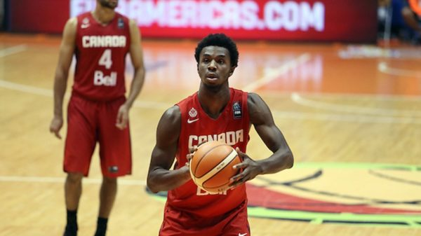 "Canada begins ""New Era"" with hard fought 85-80 win over Argentina"