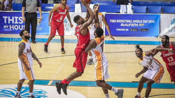 Canada blasts US Virgin Islands FIBA Basketball World Cup 2019 Americas Qualifiers
