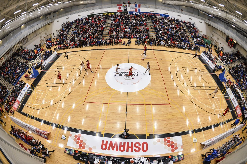 canada dominican republic 2020 fiba americup at campus recreation wellness centre