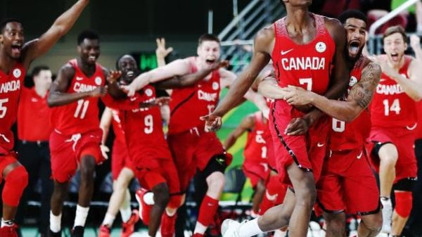 Canada Look To Take Gold In The Gold Coast Commenwealth After Buzzer Beating New Zealand
