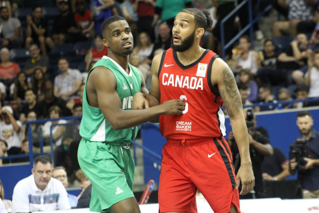 Canada Opens Up 2019 Pre Fiba World Cup Schedule With 96 87 Win Over Nigeria