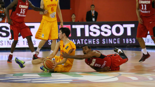 Canadas Jmnt Opens Up 2013 Fiba U19 World Championship With Disappointing Lose To Spain