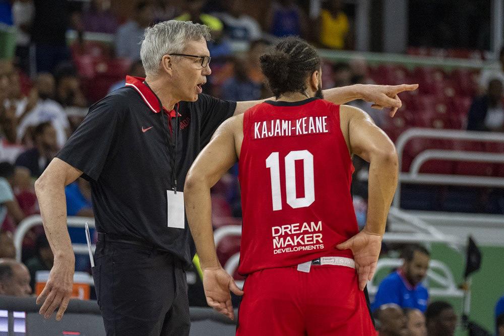 Canadian Basketball Associate Gord Herbert Kaza Kajami Keane Canada Releases Preliminary Fiba Americup 2022 Qualifiers Player List