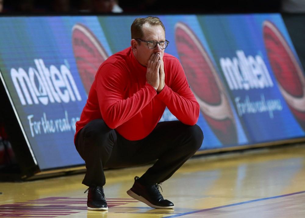 Canadian basketball head coach nick nurse czech republic 2020 fiba olympic qualifier tournament