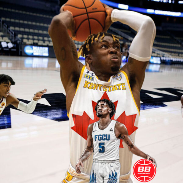Canadian's Marcus Carr, Mike Nuga, Emanuel Miller, Jalen Warren and record of Canadian basketball players flood NCAA Transfer Portal In record numbers