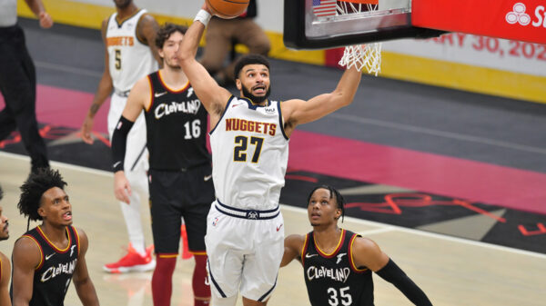 Canadian Basketball Star Jamal Murray 50 Point Free Throw Less Career High Second Most Efficient In Nba History