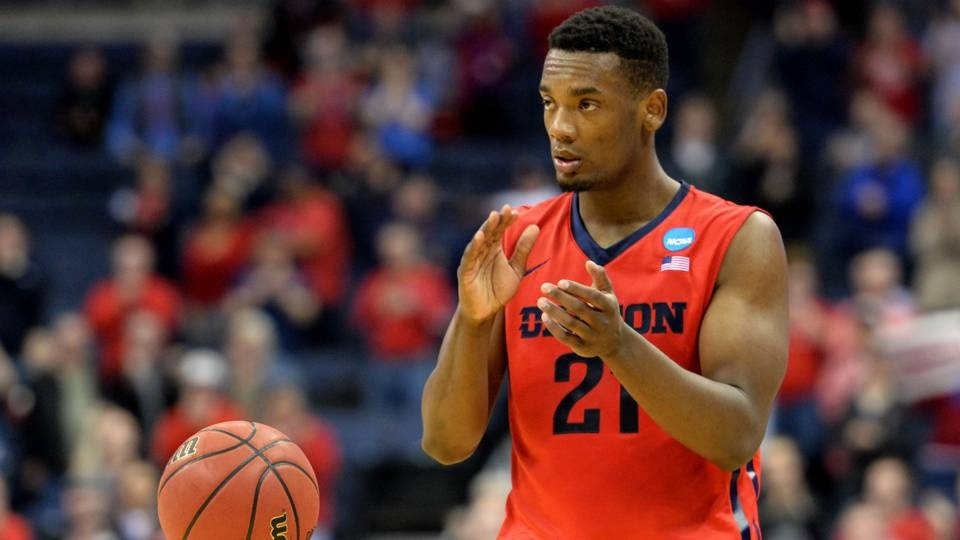 Canadian Dyshawn Pierres Perfect Game Helps No 11 Dayton Flyers Upset No 6 Ohio State Buckeyes In Opening Thriller