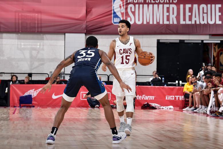 Naz Mitrou-Long Balling Out 2019 NBA Summer League