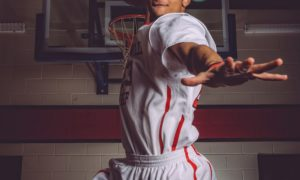 Canadian Jamal Murray Never Seen Before High School Dunks