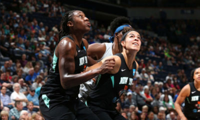 Canadian Kia Nurse Breaking Wnba Records & Ankles