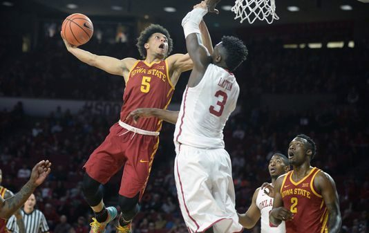 Canadian Lindell Wigginton Dunk Of The Year Over Oklahoma Sooners