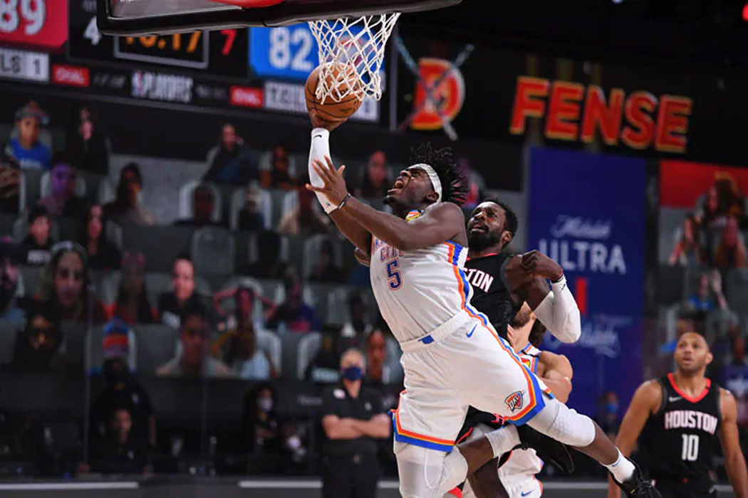 Canadian Luguentz Dort 30 Points Most by Undrafted Rookie in NBA Playoffs History