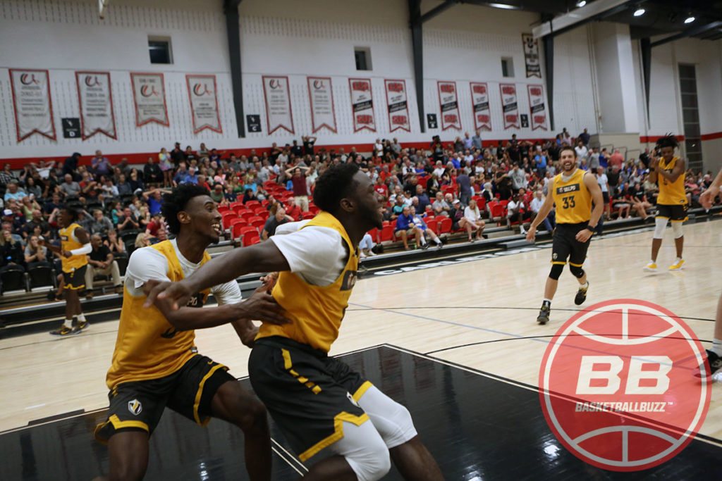 Canadian Point Guard Daniel Sackey Game Winner Over Carleton Ravens