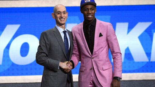 Canadian Rj Barrett Selected Third Overall By New York Knicks 2019 NBA Draft