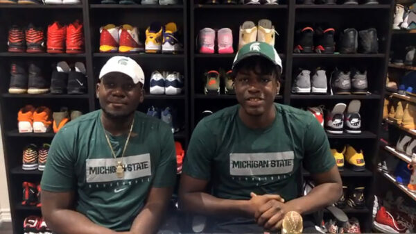 Canadian Star 6 Foot 10 Enoch Boakye Commits To Michigan State Spartans