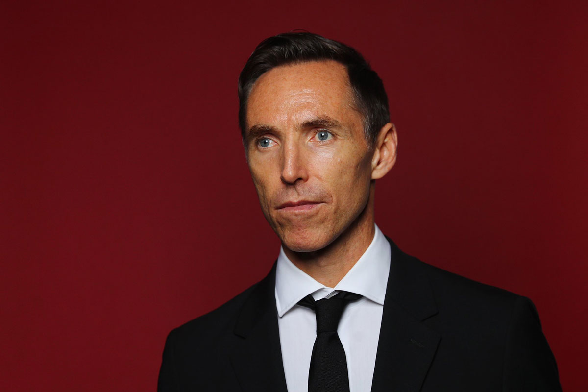 Canadian basketball legend Steve Nash signed four-year Head Coach contract with the Brooklyn Nets