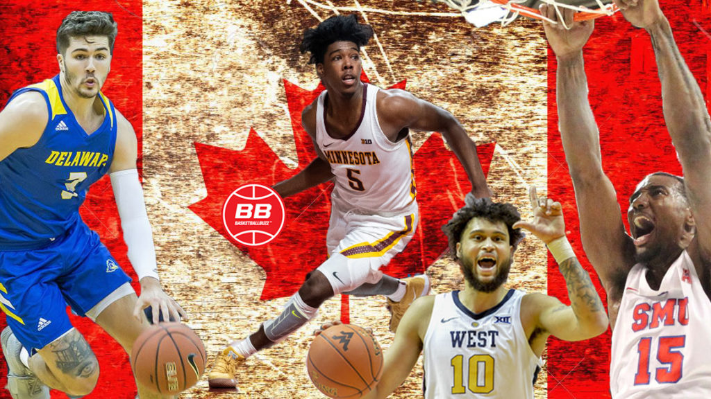 Canadian's Declare For 2020 NBA Draft