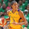Candace Parker Los Angeles Sparks Watch Wnba Work Right Olympics