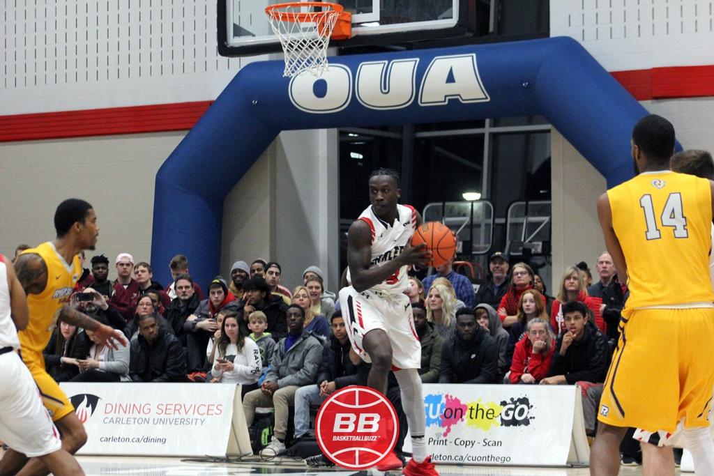 Carleton Ravens Reclaim Oua Basketball Supremacy Munis Tutu OUA Wilson Cup