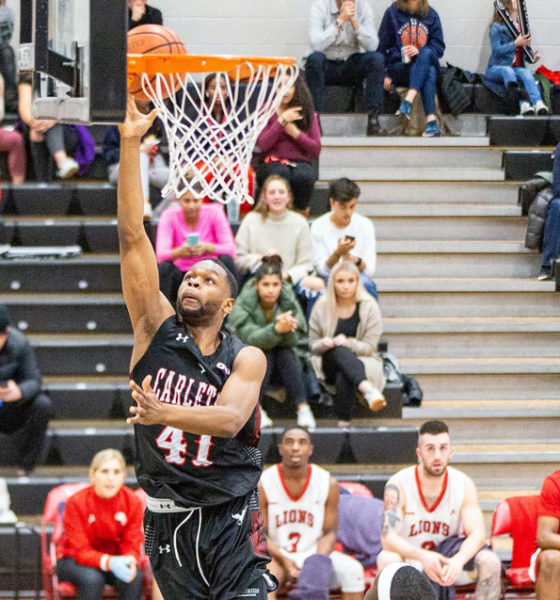 Carleton Ravens set records in 129-44, 85-point beat-down of York Lions