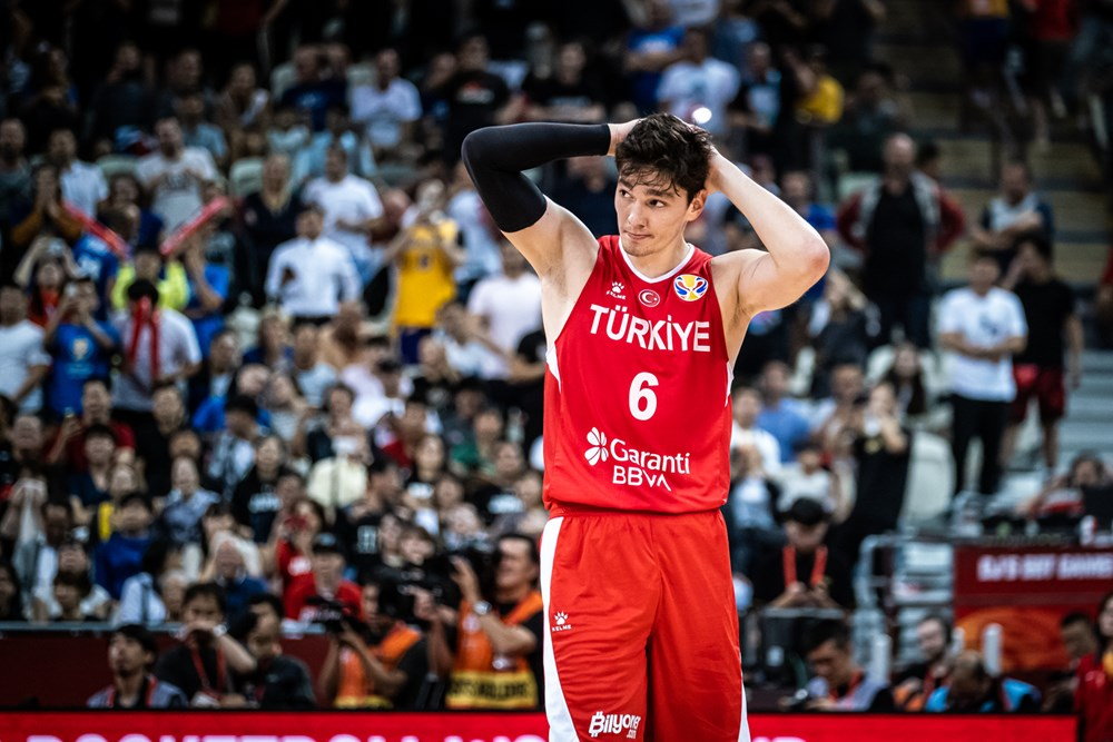 Cedi Osman Usa Pushed To The Brink Survive Turkey 93 92 In Ot At Fiba World Cup