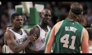 Kelly Olynyk kicks-off second season with strong 19 point, 6 rebound debut vs Nets